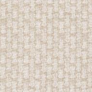 Echo Chalk White Geometric Lattice Pinch-Pleated Curtain Panels