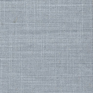 Gent Cloud Blue-Gray Pinch-Pleated Curtain Panels