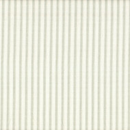 French Country Seafoam Green Ticking Stripe Quilted Coverlet