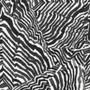 Agate Ink Geometric Black & Gray Shower Curtain