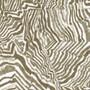 Agate Sand Geometric Taupe Rod Pocket Curtain Panels