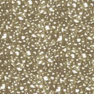 Jasper Sand Geometric Taupe Scallop Valance, Lined