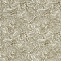 Agate Sand Geometric Taupe Scallop Valance, Lined