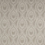 Alyssa Regal Taupe Dotted Print Shower Curtain