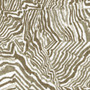 Agate Sand Geometric Taupe Round Tablecloth