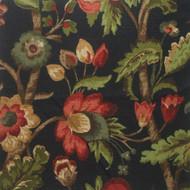 Elizabeth Floral Night Shower Curtain