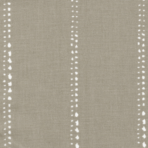Carlo Cove Taupe Stripe Tailored Bedskirt