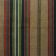 Carlton Stripe Night Gathered Bedskirt