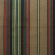 Carlton Stripe Night Round Tablecloth