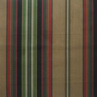 Carlton Stripe Night Scallop Valance, Lined