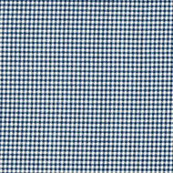 French Country Nautical Blue Gingham Tab Top Curtain Panels