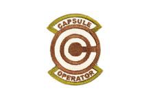 Capsule Operator - Arid - Morale Patch
