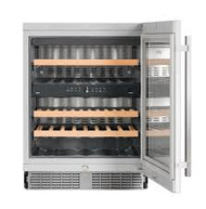 Liebherr UWTES1672 60cm Integrated Built Under Dual Zone Wine Cooler