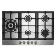 Parmco HO-6-77S-4GW Compact Stainless Domino Hob