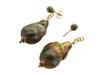 Jumbo Pearl Earrings-One of a kind-005