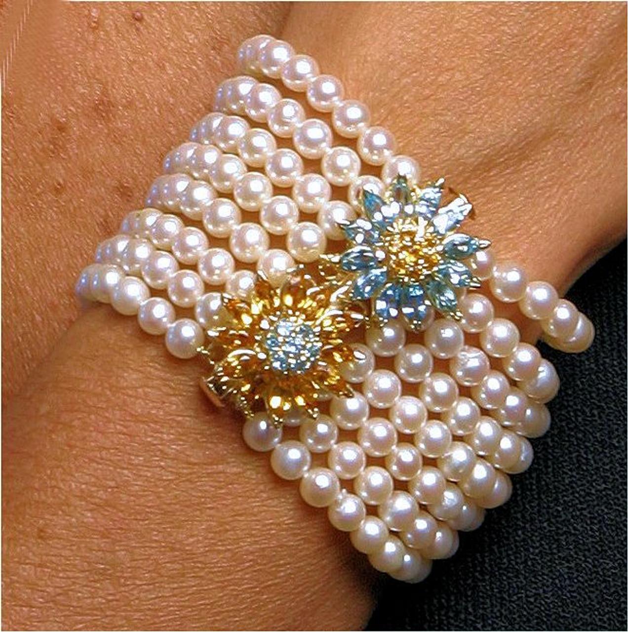 Daisy Bracelets:  Made to Order