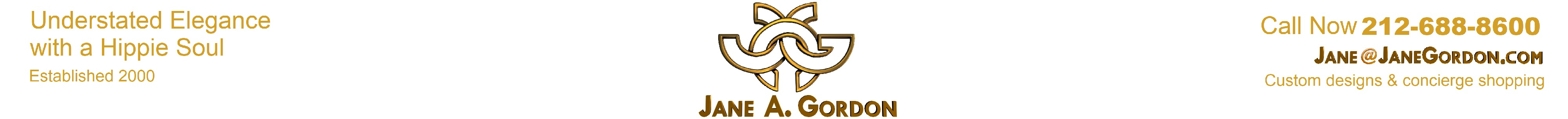 Jane A Gordon Jewelry - Designs for Life