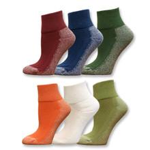 Organic Cotton Sport Socks Low Cut 3-pak