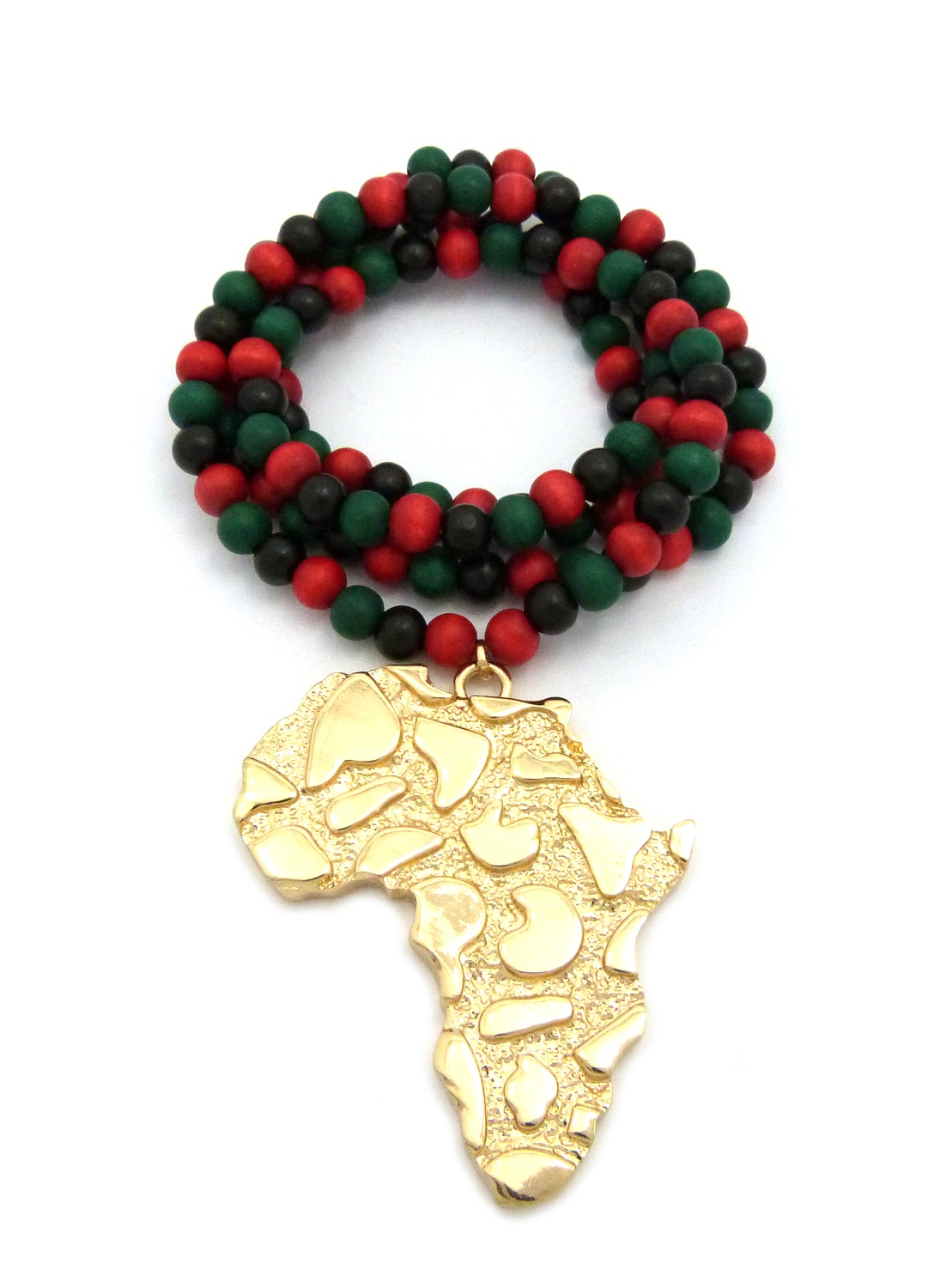Ancient African Continent Pendant