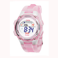 Ladies Swimming Sports Digital Waterproof Wrist Watch