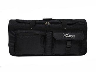 Solid black Performance Bag