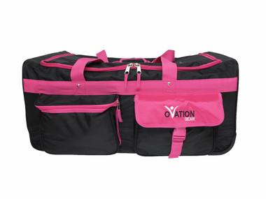 Black & Hot Pink Performance Bag