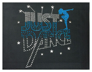 Just Dance Patch - Turquoise