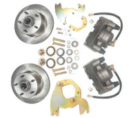 61-64 PONTIAC DISC BRAKE CONVERSION KIT