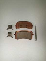 NEW PARKING  BRAKE PADS KIT NORTHWESTERN TUG