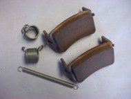 NEW PARKING  BRAKE PADS KIT   TUG