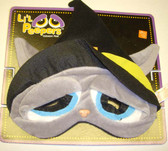 Cat Witch Mask Face Costume NWT