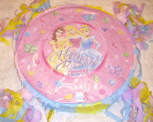 Disney Princess Birthday Party Pinata Custom NeW