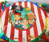 Jake Never Land Pirates Birthday Party Pinata Custom NEW