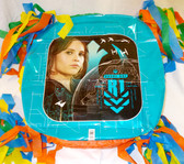 "Rogue One Star Wars Jen Erso Birthday Party Pinata Custom 15"" NEW"