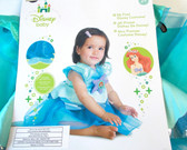 Disney Baby Ariel Child Toddler Costume 6-12 Months NIP