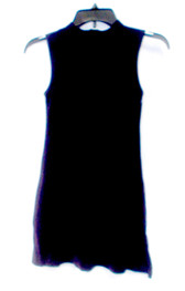 BarIII Plum Purple Sleeveless Sheath Dress XXS NWT