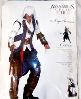 Leg Avenue Assassins Creed III Men's Costume Adult XS ML NIP