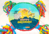 "Lion Guard Kion Birthday Party Pinata Custom 15"" NEW"