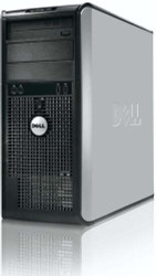 Dell OptiPlex 755 Tower Computer, Core 2 Duo 2.66GHz Processor, Windows  XP Professional