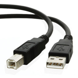 6FT USB 2.0 A to B High Speed Printer Cable Cord