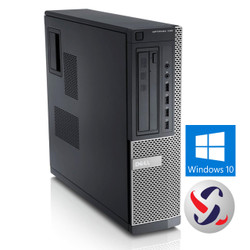 Dell OptiPlex 790 Desktop Computer, Intel Core i5 3.10GHz Processor, Windows 10
