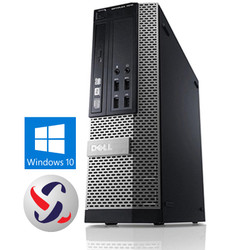 Dell OptiPlex 990 Desktop Computer, Intel Core i7 3.40GHz Processor, Windows 10