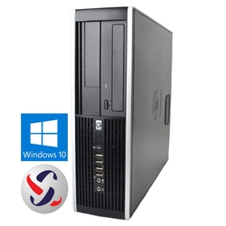 HP 8000 Elite Desktop Computer, Core 2 Duo 3.00GHz Processor, Windows 10