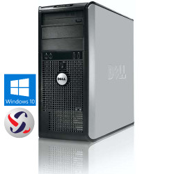 Dell Optiplex 780 Tower Computer, Core 2 Duo 2.93GHz Processor, Windows 10