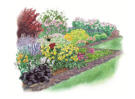 Hoosier Hospitality Garden