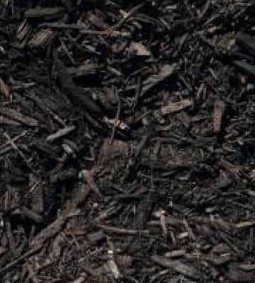 Premium Black Dyed Mulch