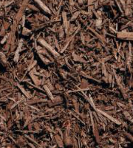 Premium Cherry Chocolate Dyed Mulch
