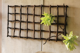 Four (4) Twig Trellis
