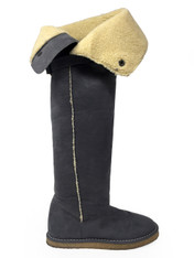 Stella McCartney Shearling Boots