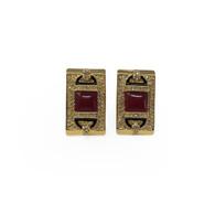 Rachel Zoe Clip Earrings